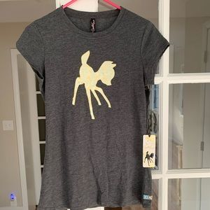 Gentle fawn tee shirt , size L new with tags